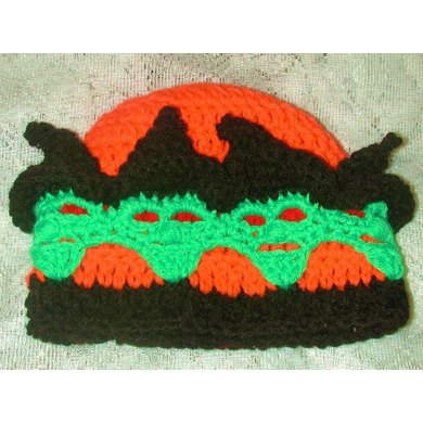 Creepy Witch Hat