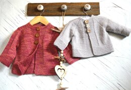 Simple and stylish quick knit top down - P113