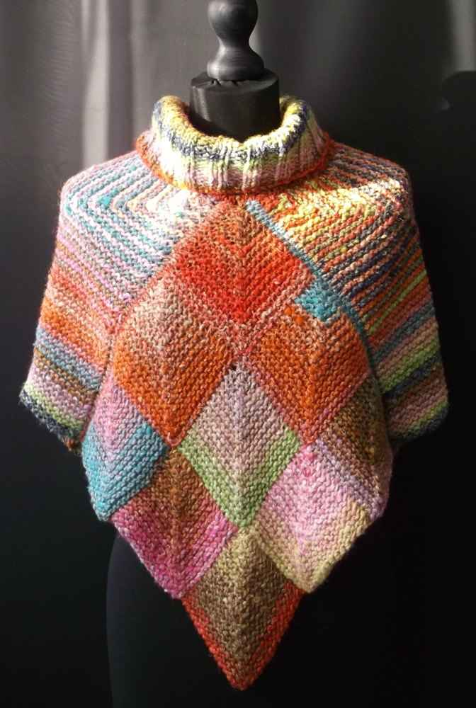 Noro Topper Knitting Pattern By Brian Smith Designs