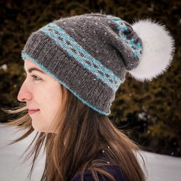 Icy Trails Hat