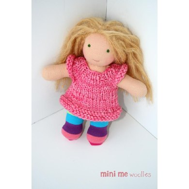 Micro Dolly Woolies Pattern Collection
