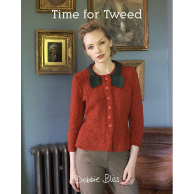 Time for Tweed by Debbie Bliss