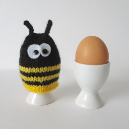 Bumble Bee Egg Cosy