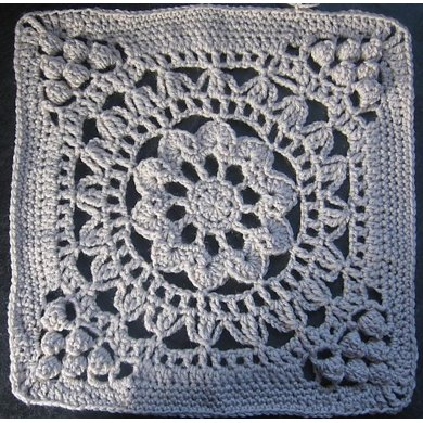 Cathedral Converts 12 Afghan Block Tutorialre Write Crochet