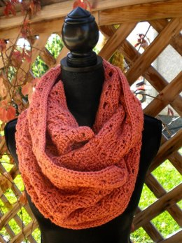 Little Twists Infinity Scarf