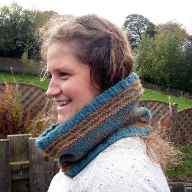 Aztec Warrior Knitting Pattern By The Feminine Touch Designs