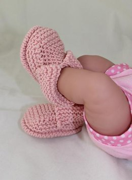 18d05992f890 Booties Knitting Patterns