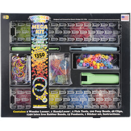 Beadery Wonder Loom Mega Kit - 106792