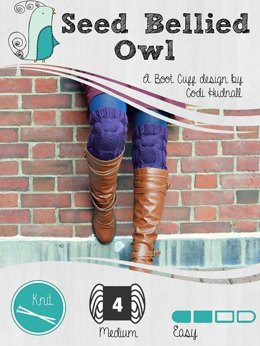 Seed Bellied Owl - The Boot Cuffs