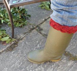 Barbara Welly Boot Toppers / Warmers