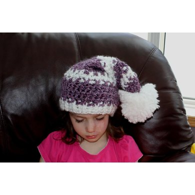 Soft n Fuzzy Elf Hat Pattern