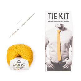 DMC Crochet Tie Kit