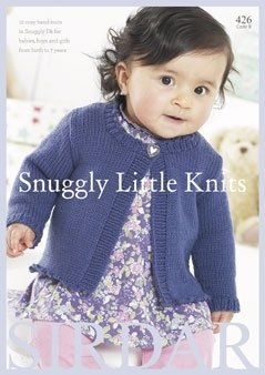 Snuggly Little Knits by Sirdar - 426