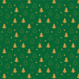 Craft Cotton Company Basic Metallic Christmas - 262702