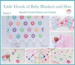 Baby Blanket and Hat Ebook