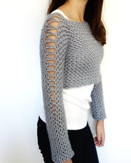 Alexia Cropped Sweater