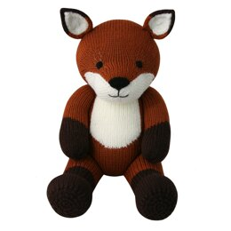 Fox (Knit a Teddy)