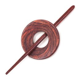 Rose Shawl Pin - Orion