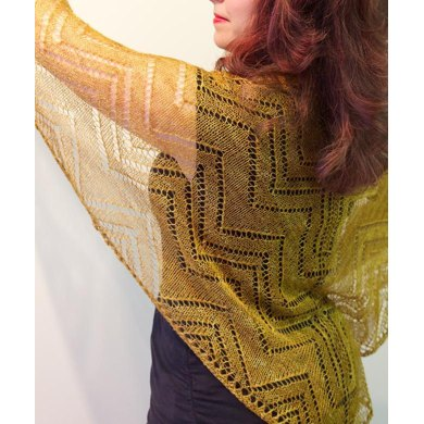 Cormier grille shawl