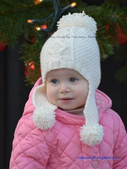 Frosty Morning Hat, Cowl and Mittens Set