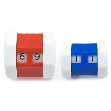 Pony Row Counter: Combi Pack Sizes 2.00mm-7.50mm
