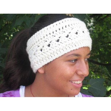 Trellis Head Wrap Earwarmer