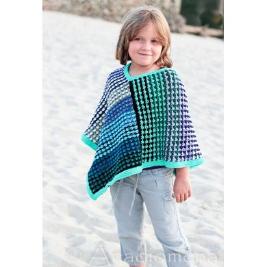 Ice Queen Poncho
