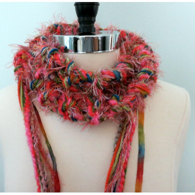 Tangled! Tresses - A Fashion Scarf