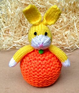 Clementine Bunny - Chocolate Orange Cover