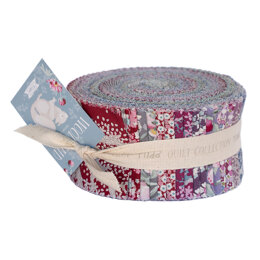 "Tilda Woodland 2.5"" Strip Roll - Multi"