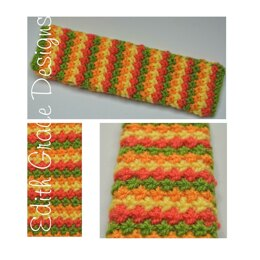 May Flowers Knot Stitch Bookmark