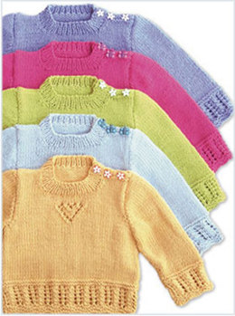 I Love You Baby in Knit One Crochet Too Babyboo - 1508