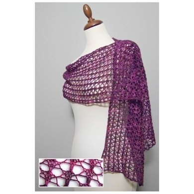 Easy Lace Stole