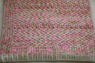 Lacy Baby/Toddler Blanket.