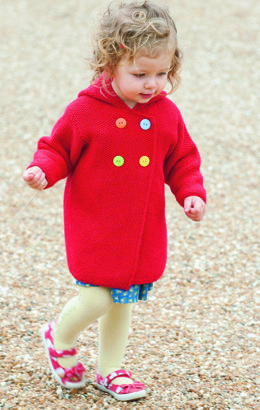 Plumpton Jacket in Rooster Baby Rooster - Downloadable PDF