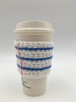 Loose Leaf Cup Cozy