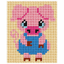 Orchidea Tapestry Kit: My First Pig