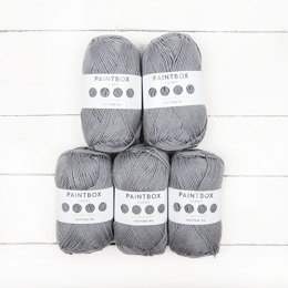 Paintbox Yarns Cotton DK 5 Ball Value Pack