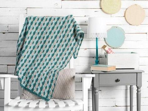 At the Shore Baby Blanket