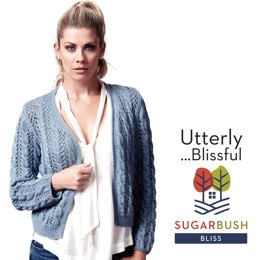 Utterly Blissful by Sugar Bush Yarns