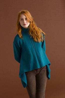 Edenberry Sweater in Classic Elite Yarns Liberty Wool