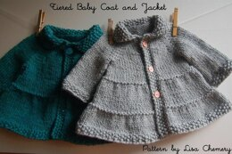 Baby + Toddler Tiered Coat and Jacket