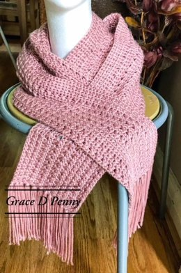 Free Scarves Crochet Patterns Lovecrochet