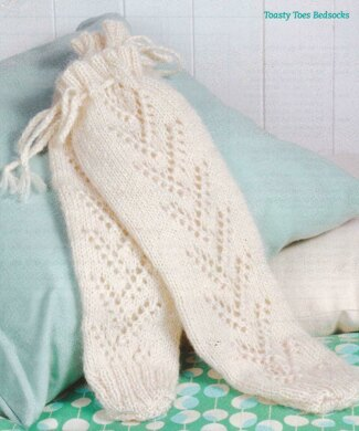 Lace Detail Bedsocks