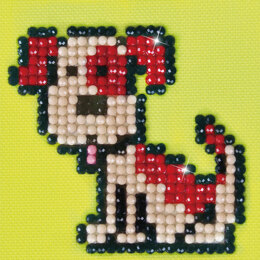 Diamond Dotz Fido Embroidery Kit