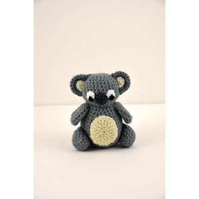 Crochet Patterns Amigurumi Monkey : Kirby the Koala - Amigurumi - Animal Crochet - Zoo Theme ...