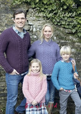 Family Arans by Hayfield