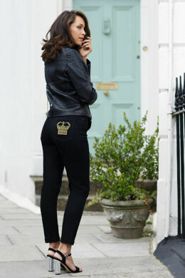 5TH Avenue - Crown Jeans in Anchor - Downloadable PDF