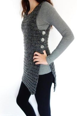 Side Buttoned Tunic