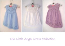 The Little Angel Dress Collection E-Book